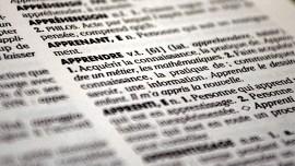 Comment le dictionnaire choisit un mot nouveau