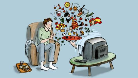 Comment j'ai réussi mon expatriation en Espagne… en regardant la télé