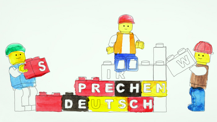 Por que eu adoro falar alemão