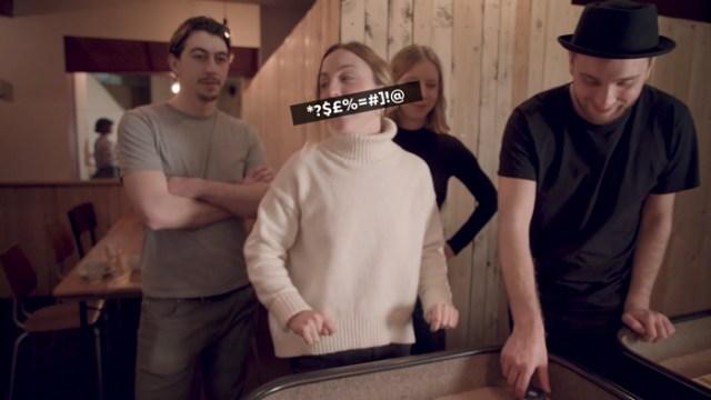 Englische Beleidigungen und Flüche, die du kennen musst