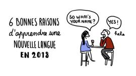 6 bonnes raisons d'inclure les langues à votre to-do-list