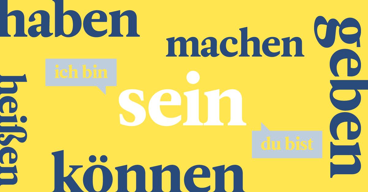 Coniugazione dei verbi in tedesco online dating