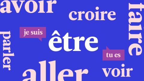 Los 20 verbos más usados en francés