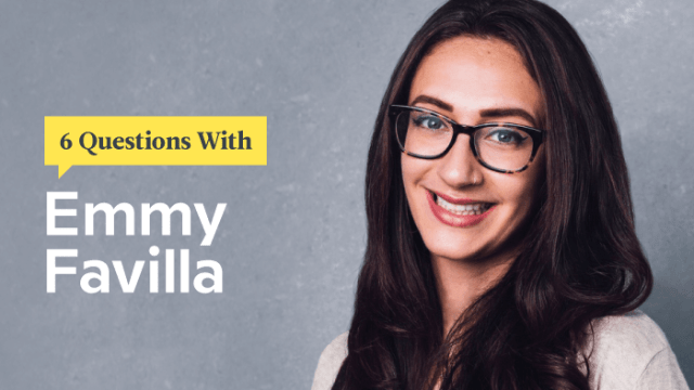 6 Questions With Former BuzzFeed Copy Chief Emmy Favilla