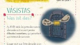 De l'allemand au français : le fin mot de l'Histoire