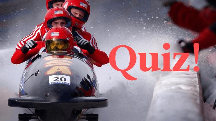 Quiz : Le lexique des sports d'hiver
