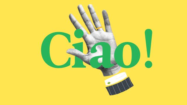 Cómo se dice hola en italiano