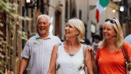 8 motivi per imparare le lingue quando andate in pensione