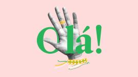 Wie begrüßt du jemanden auf Portugiesisch?