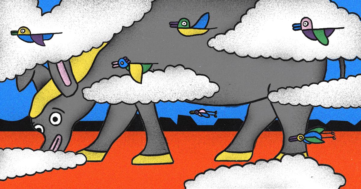 Cielo panza de burro - Perú