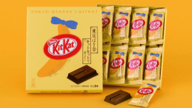 We Tried It: Sweet Potato, Banana And Other Unusual Foreign Kit Kat Flavors