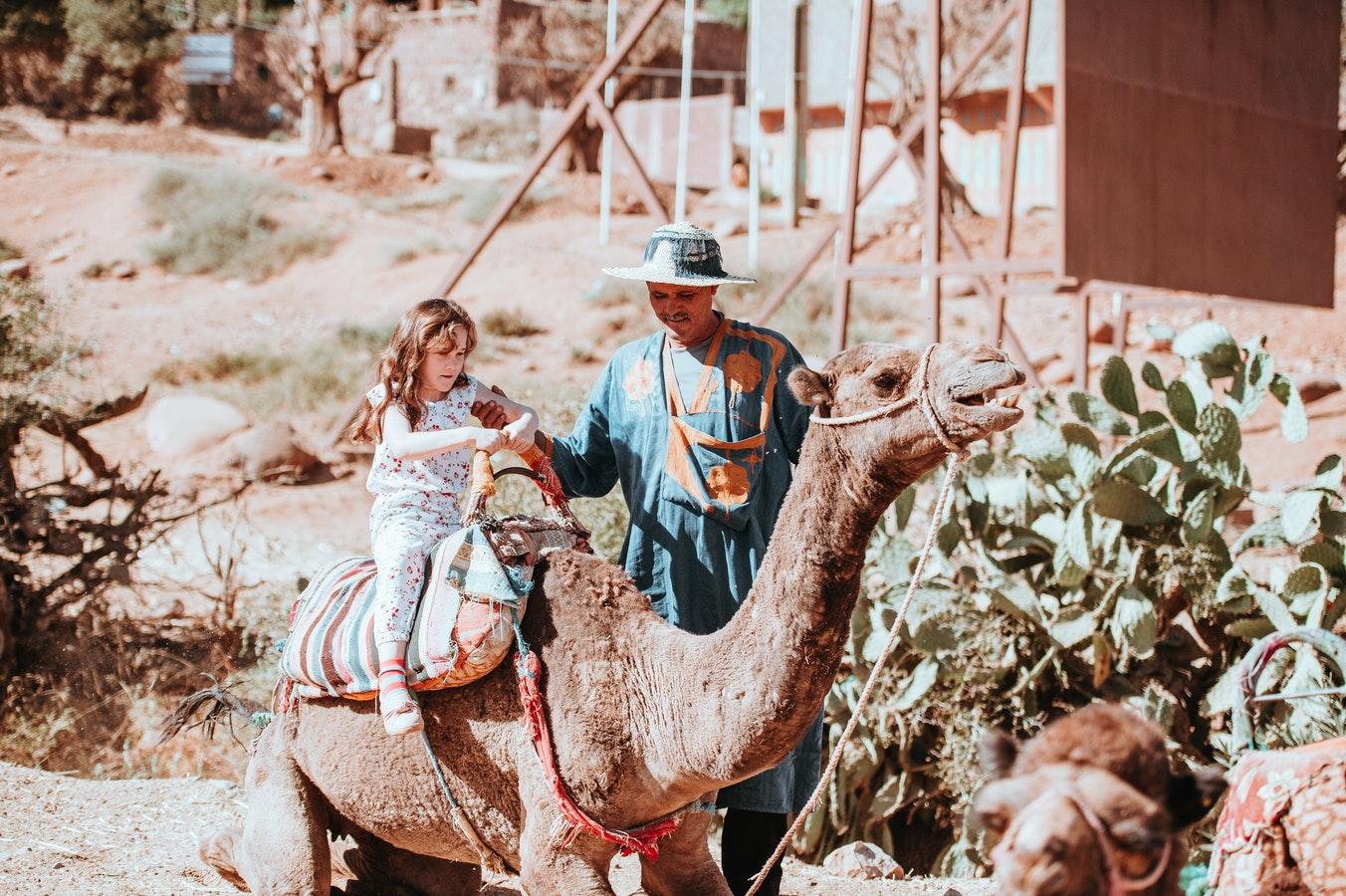 Vivre votre retraite au soleil au Maroc ravira aussi vos petits-enfants !