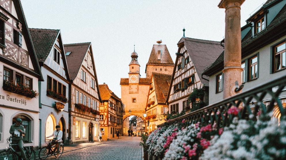 Quais são os países que falam alemão?