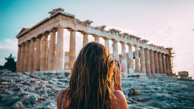 Palavras gregas e outras coisas úteis em uma visita à Grécia