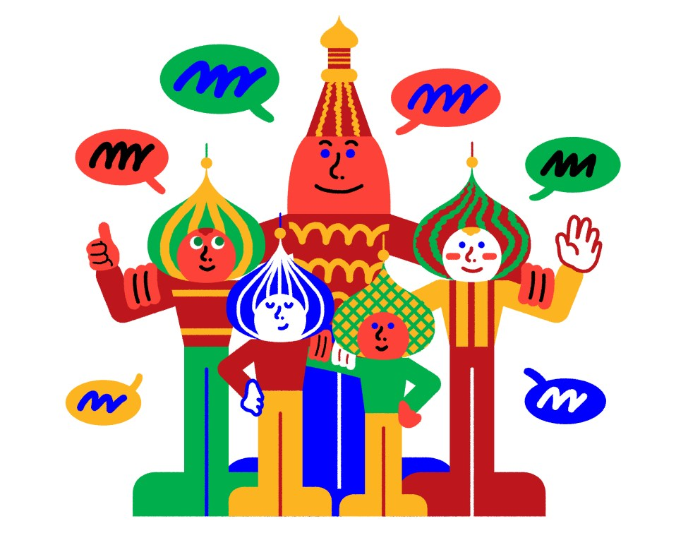 Parlez comme un vrai russe grâce à ces 15 mots et expressions