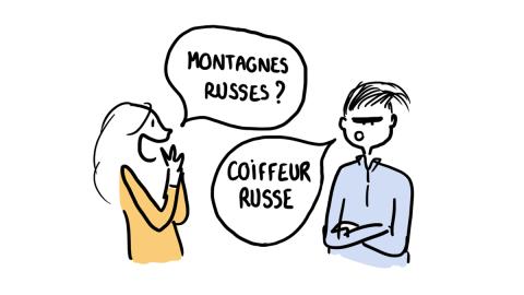 Comment (sur)vivre à l'étranger sans parler la langue ?
