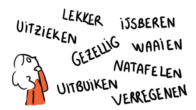 De lekker à gezellig, traduction de 8 mots typiques néerlandais