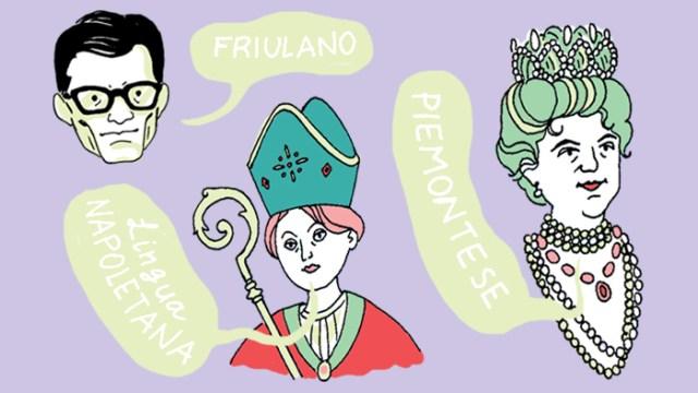 À la découverte des langues parlées en Italie