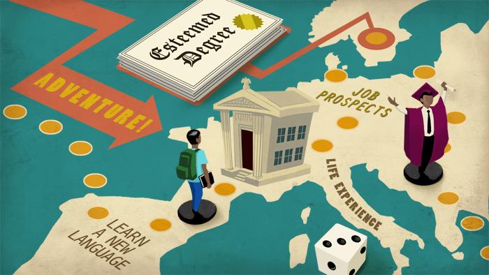 Studiare all'estero: dove andare per una laurea gratuita