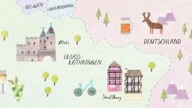 Langues régionales : une brève histoire linguistique alsacienne (et lorraine)