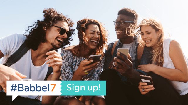 Reboot Your Motivation For Learning In 7 Days: Join Us For Babbel7!