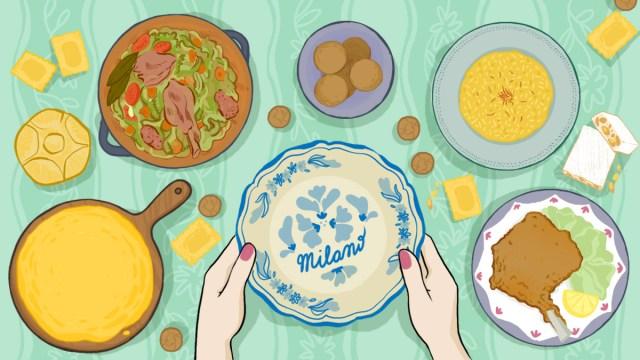La tradizione gastronomica a Milano e in Lombardia