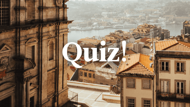 Quiz: How Much Do You Know About Portuguese?