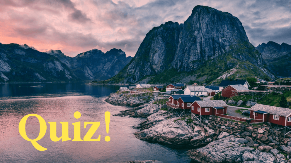 Quiz: How Much Do You Know About Norwegian?