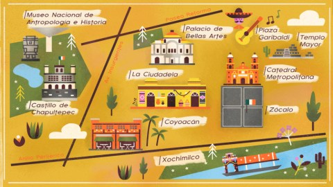 Guía para tu viaje a Ciudad de México