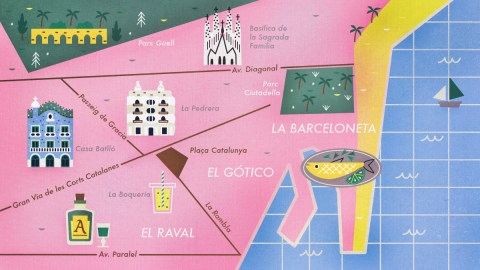 How To Do Barcelona In Only One Day