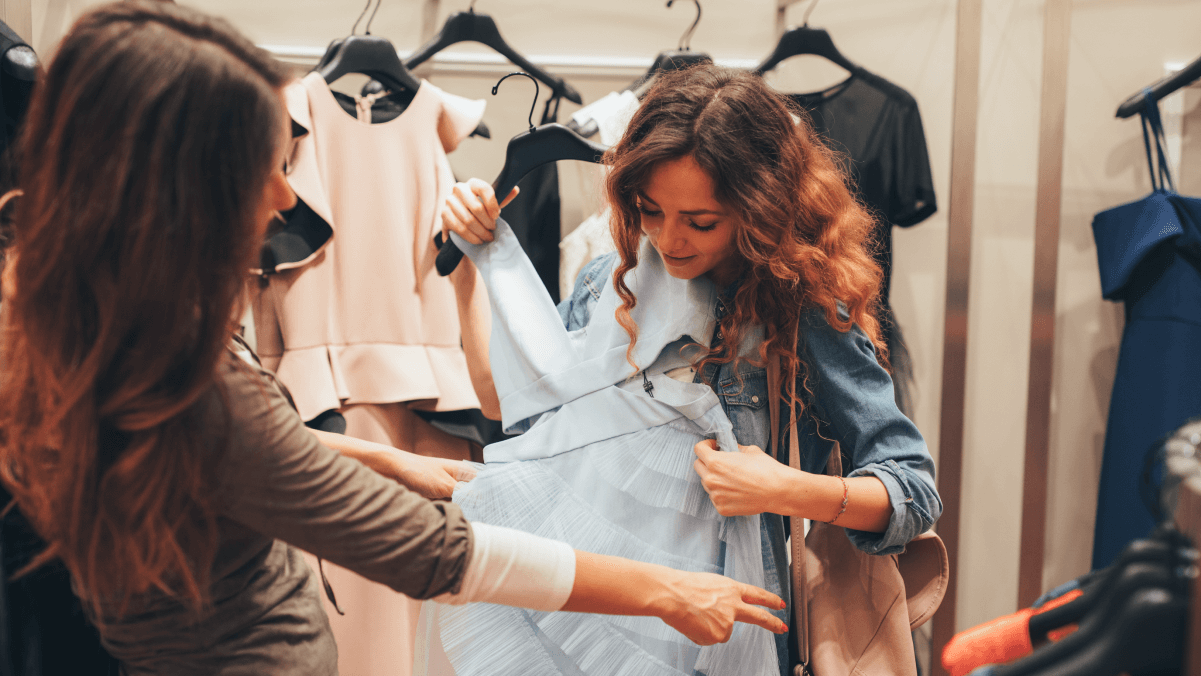 How To Go Clothes Shopping Abroad