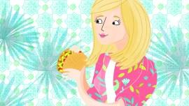 ¡Pide tus tacos! (en el lenguaje de señas mexicano)