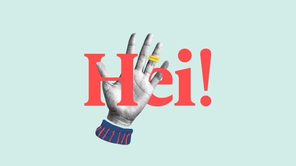How To Say Hello In Norwegian