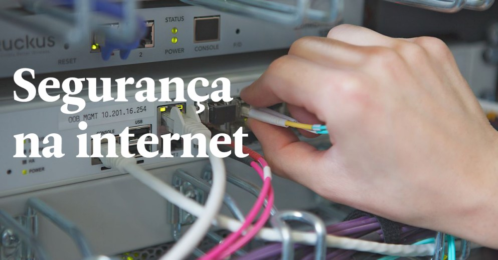 Dicas de segurança na internet e termos em inglês para se proteger on-line