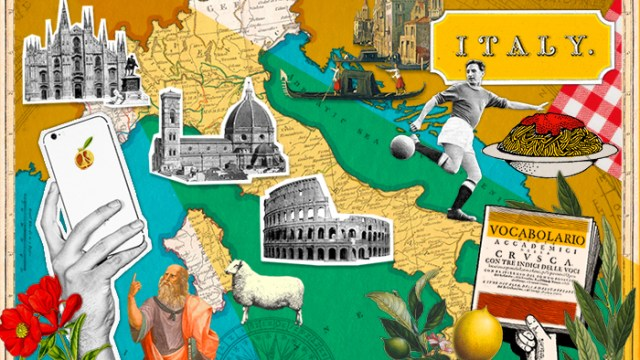 Gli aspetti della lingua italiana più ostici per un anglofono