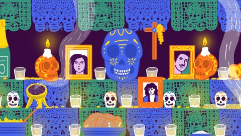Tra teschi e altari: 15 elementi essenziali del Día de Muertos messicano