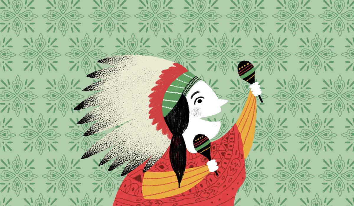 Alegre al indio y otros refranes mexicanos
