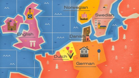 Is Dutch Just A German Dialect? Germanic Languages In A Nutshell