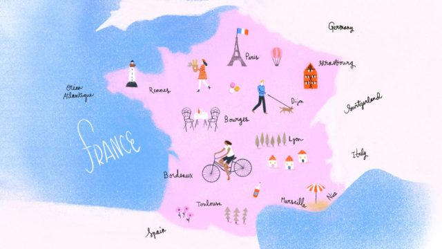 Learn French How You Would in France