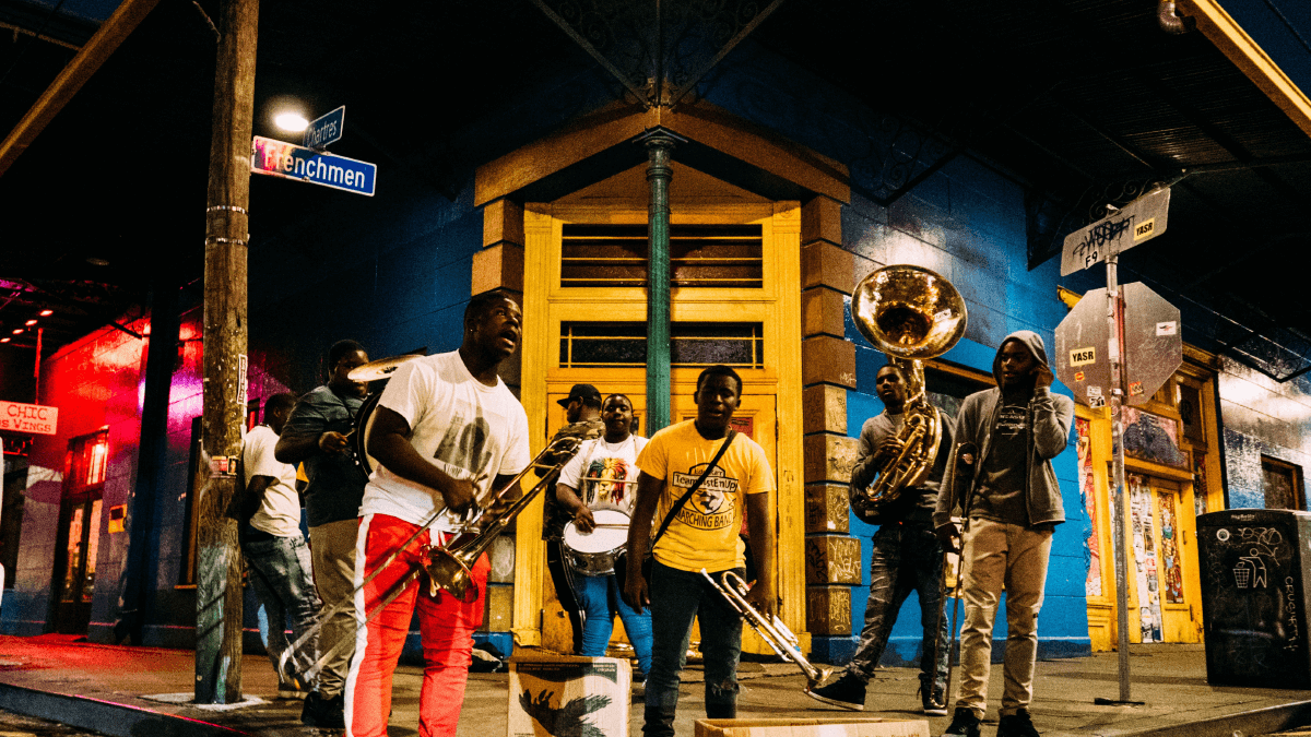 The Multilingual History Of New Orleans