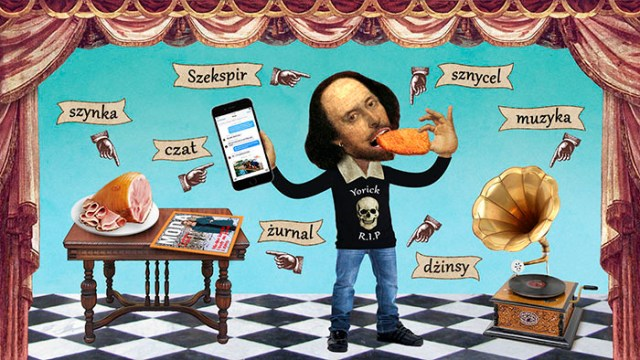 Shakespeare y el alfabeto polaco