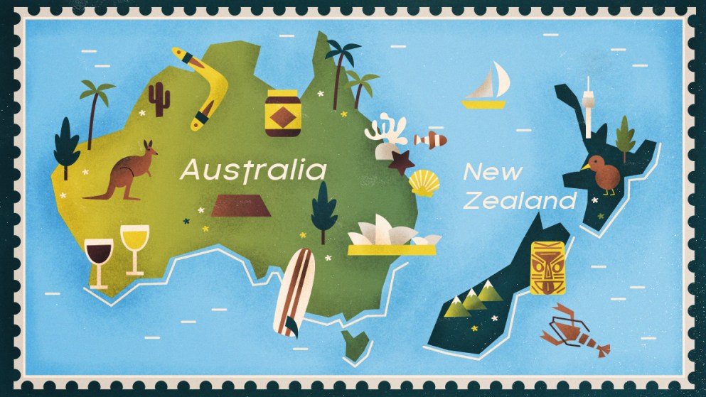 What Are The Differences Between An Aussie And Kiwi Accent?