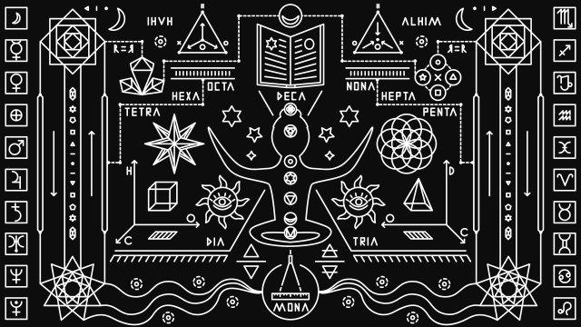 Cifras, cantos y cultos: los lenguajes de las sociedades secretas