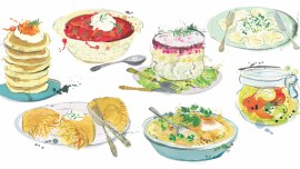 Ein Streifzug durch russisches Essen –zwischen Kartoffel und Kaviar