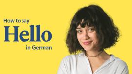 """""""Na?"""" i nie tylko: """"cześć"""" po niemiecku na wiele sposobów"""