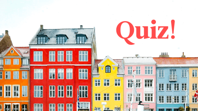 Quiz: How Much Do You Know About Danish?