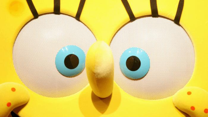 Spongebob Squarepants character