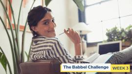 Babbel Challenge Week 3: Learn How You Learn