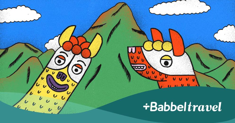 Eine sprachliche Reise durch Peru in 10 Redewendungen und Ausdrücken