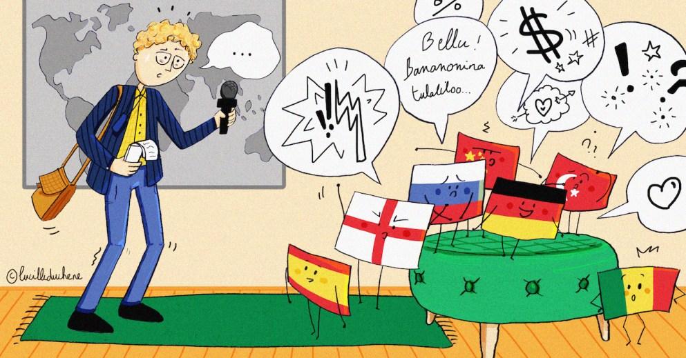 Quelles sont les langues les plus utiles pour devenir journaliste ?
